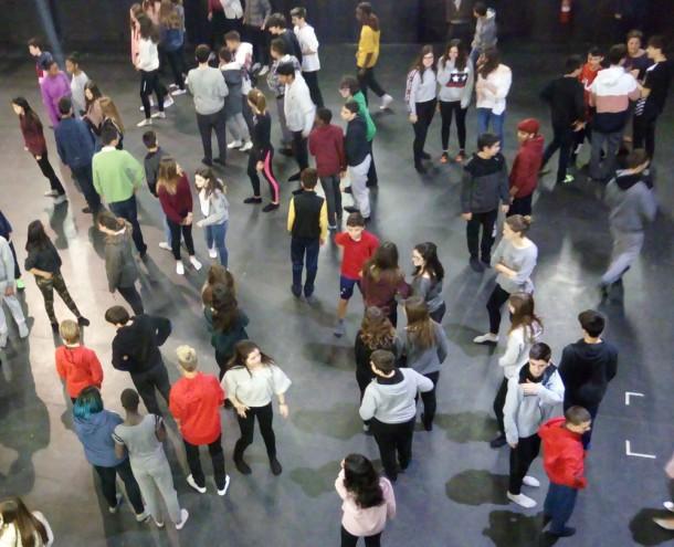 Tots Dansen presentació Olot
